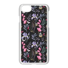 Wildflowers I Apple Iphone 7 Seamless Case (white)