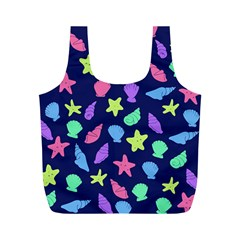 Shells Full Print Recycle Bags (m)  by BubbSnugg