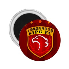 Shanghai Sipg F C  2 25  Magnets by Valentinaart