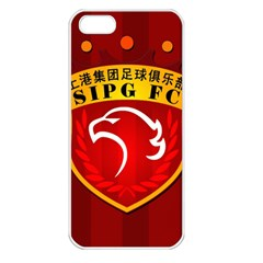 Shanghai Sipg F C  Apple Iphone 5 Seamless Case (white) by Valentinaart