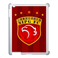 Shanghai Sipg F C  Apple Ipad 3/4 Case (white) by Valentinaart