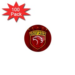 Shanghai Sipg F C  1  Mini Buttons (100 Pack)  by Valentinaart
