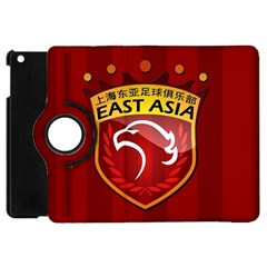 Shanghai Sipg F C  Apple Ipad Mini Flip 360 Case by Valentinaart