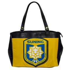 Jiangsu Suning F C  Office Handbags by Valentinaart