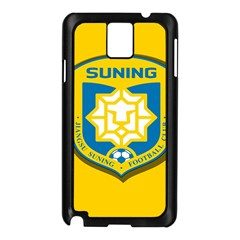 Jiangsu Suning F C  Samsung Galaxy Note 3 N9005 Case (black) by Valentinaart
