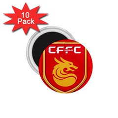 Hebei China Fortune F C  1 75  Magnets (10 Pack)  by Valentinaart