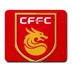 Hebei China Fortune F C  Large Mousepads by Valentinaart