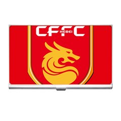 Hebei China Fortune F C  Business Card Holders by Valentinaart