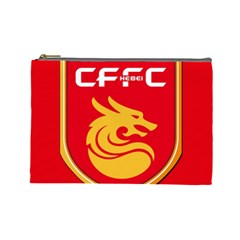 Hebei China Fortune F C  Cosmetic Bag (large)  by Valentinaart