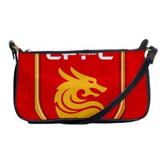 Hebei China Fortune F C  Shoulder Clutch Bags by Valentinaart