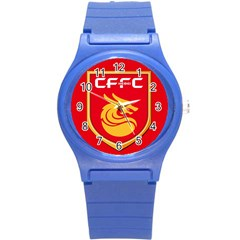 Hebei China Fortune F C  Round Plastic Sport Watch (s) by Valentinaart