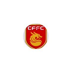 Hebei China Fortune F C  1  Mini Magnets by Valentinaart
