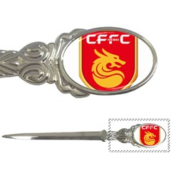 Hebei China Fortune F C  Letter Openers by Valentinaart