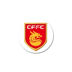 Hebei China Fortune F C  Golf Ball Marker (10 Pack) by Valentinaart
