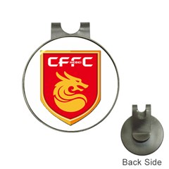 Hebei China Fortune F C  Hat Clips With Golf Markers by Valentinaart