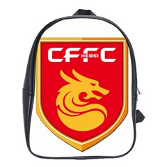Hebei China Fortune F.C. School Bags (XL)  by Valentinaart