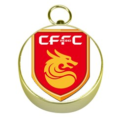 Hebei China Fortune F C  Gold Compasses by Valentinaart