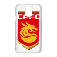 Hebei China Fortune F C  Samsung Galaxy S5 Case (white) by Valentinaart