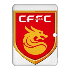 Hebei China Fortune F C  Samsung Galaxy Tab 4 (10 1 ) Hardshell Case  by Valentinaart