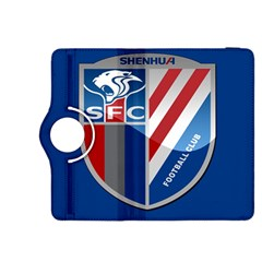Shanghai Greenland Shenhua F C  Kindle Fire Hdx 8 9  Flip 360 Case by Valentinaart