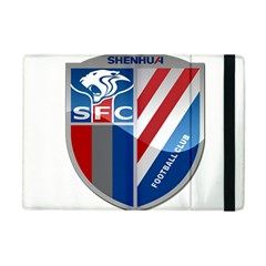Shanghai Greenland Shenhua F C  Apple Ipad Mini Flip Case by Valentinaart