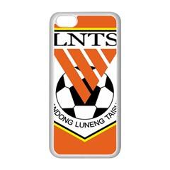 Shandong Luneng Taishan F C  Apple Iphone 5c Seamless Case (white) by Valentinaart