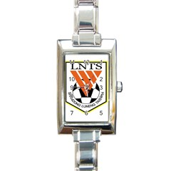 Shandong Luneng Taishan F C  Rectangle Italian Charm Watch by Valentinaart