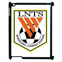 Shandong Luneng Taishan F C  Apple Ipad 2 Case (black) by Valentinaart