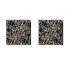 Abstract Chinese Background Created From Building Kaleidoscope Cufflinks (square) by Simbadda