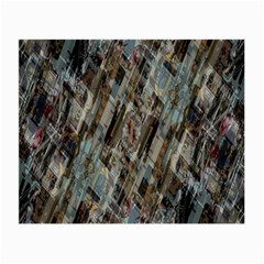 Abstract Chinese Background Created From Building Kaleidoscope Small Glasses Cloth (2 Side) by Simbadda