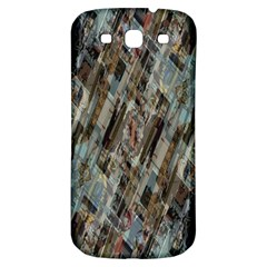 Abstract Chinese Background Created From Building Kaleidoscope Samsung Galaxy S3 S Iii Classic Hardshell Back Case by Simbadda