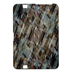 Abstract Chinese Background Created From Building Kaleidoscope Kindle Fire Hd 8 9  by Simbadda