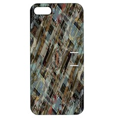Abstract Chinese Background Created From Building Kaleidoscope Apple Iphone 5 Hardshell Case With Stand by Simbadda