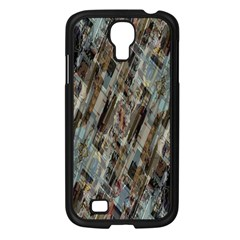 Abstract Chinese Background Created From Building Kaleidoscope Samsung Galaxy S4 I9500/ I9505 Case (black) by Simbadda