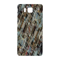 Abstract Chinese Background Created From Building Kaleidoscope Samsung Galaxy Alpha Hardshell Back Case by Simbadda