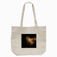 Fireworks Party July 4th Firework Tote Bag (cream) by Simbadda