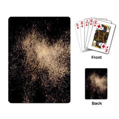 Fireworks Party July 4th Firework Playing Card by Simbadda