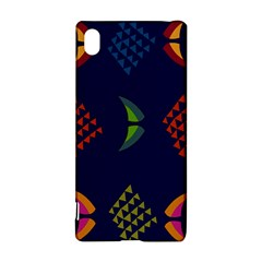 Abstract A Colorful Modern Illustration Sony Xperia Z3+ by Simbadda