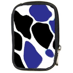 Digital Pattern Colorful Background Art Compact Camera Cases by Simbadda