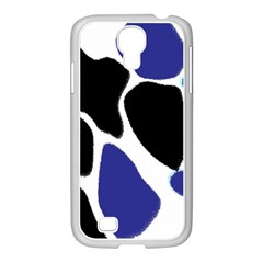 Digital Pattern Colorful Background Art Samsung Galaxy S4 I9500/ I9505 Case (white) by Simbadda