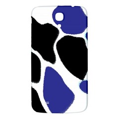 Digital Pattern Colorful Background Art Samsung Galaxy Mega I9200 Hardshell Back Case by Simbadda