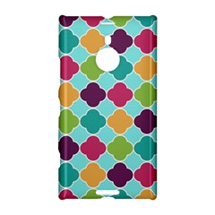 Colorful Quatrefoil Pattern Wallpaper Background Design Nokia Lumia 1520 by Simbadda