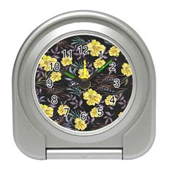 Wildflowers Ii Travel Alarm Clocks by tarastyle