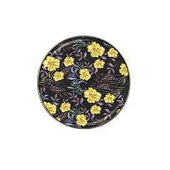 Wildflowers Ii Hat Clip Ball Marker (4 Pack)