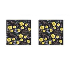 Wildflowers Ii Cufflinks (square) by tarastyle