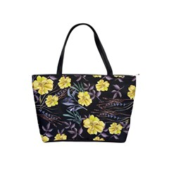 Wildflowers Ii Shoulder Handbags