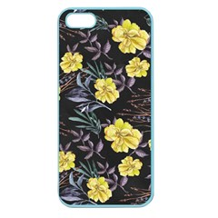 Wildflowers Ii Apple Seamless Iphone 5 Case (color)