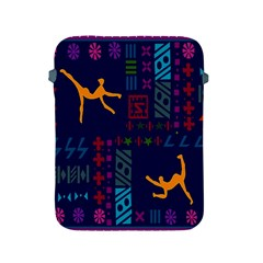A Colorful Modern Illustration For Lovers Apple Ipad 2/3/4 Protective Soft Cases by Simbadda