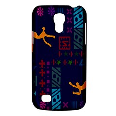 A Colorful Modern Illustration For Lovers Galaxy S4 Mini by Simbadda