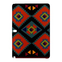 Abstract A Colorful Modern Illustration Samsung Galaxy Tab Pro 12 2 Hardshell Case